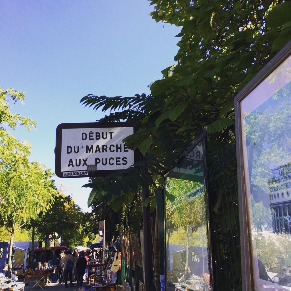 March aux puces flea market de la porte de vanves - Marche aux puces de la porte de vanves ...
